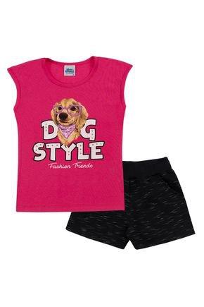 3058 pink preto
