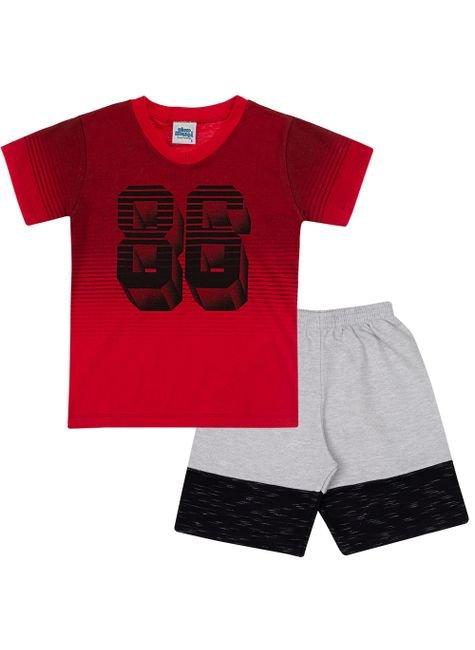 4046 vermelho preto