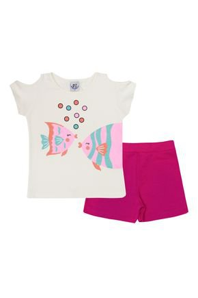 ln4155 1 of conjunto com shorts pink