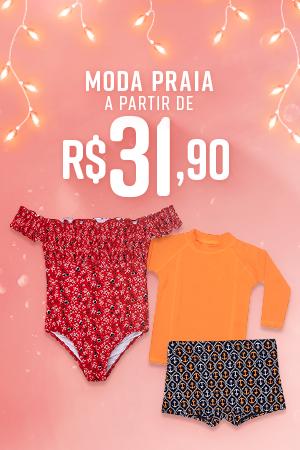 Final de Ano Praia, Meia, Intimo e Pijama