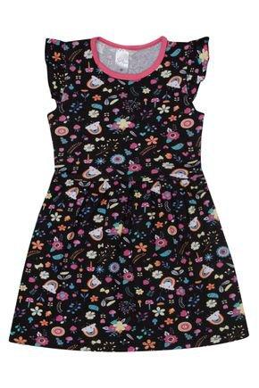 lnkp614 pt vestido infantil