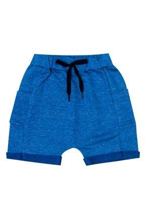 Bermuda Azul Menino de Verão - Ralakids