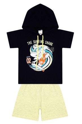 Camiseta do Conjunto Menino de Verão - Ralakids