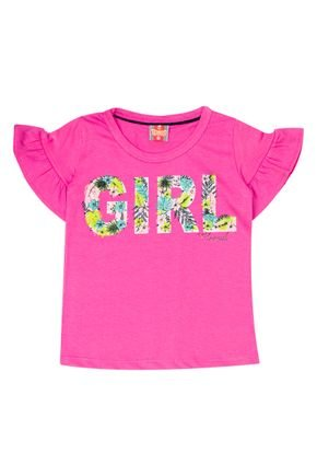 Blusa do Conjunto Menina de Verão - Tileesul